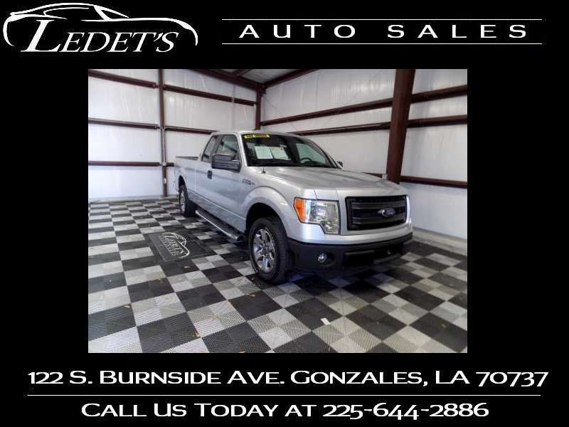 2013 Ford F-150 STX - Ledet's Auto Sales Gonzales_state_zip in Gonzales Louisiana