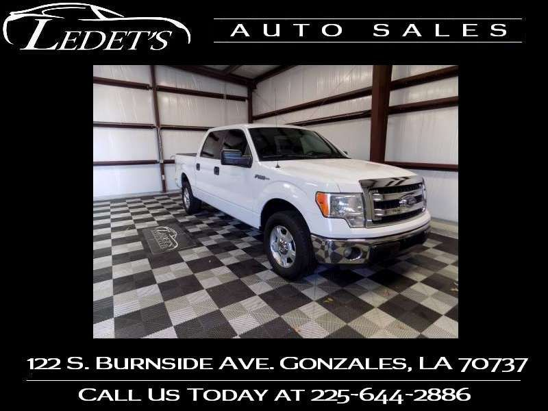 2013 Ford F-150 XLT - Ledet's Auto Sales Gonzales_state_zip in Gonzales Louisiana