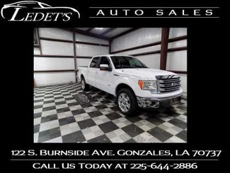 2013 Ford F-150 Lariat in Gonzales, Louisiana 70737