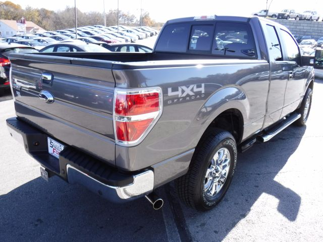 2013 Ford F-150 XLT 4X4 in Gower Missouri, 64454