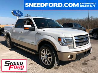 2013 Ford F-150 King Ranch 4X4 3.5L V6 Ecoboost in Gower Missouri, 64454
