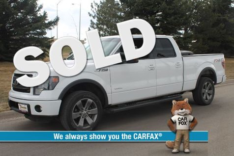 2013 Ford F150 4WD Supercrew FX4 5 1/2 in Great Falls, MT