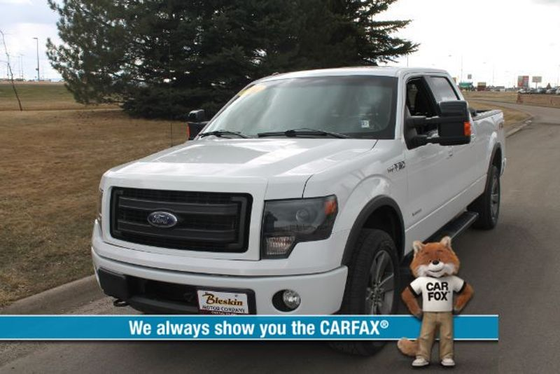 2013 Ford F150 4WD Supercrew Lariat 5 12  city MT  Bleskin Motor Company   in Great Falls, MT