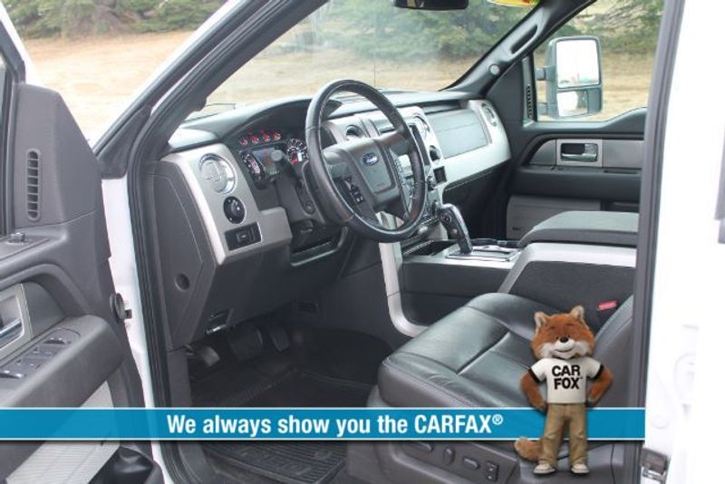 2013 Ford F150 4WD Supercrew FX4 5 12  city MT  Bleskin Motor Company   in Great Falls, MT