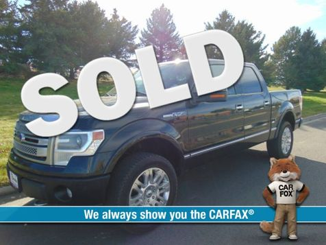 2013 Ford F150 4WD Supercrew Platinum 5 1/2 in Great Falls, MT