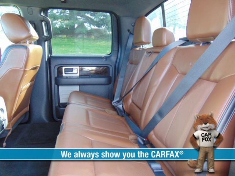 2013 Ford F150 4WD Supercrew Platinum 5 12  city MT  Bleskin Motor Company   in Great Falls, MT