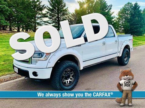 2013 Ford F-150 Platinum in Great Falls, MT