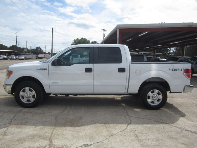 2013 Ford F-150 XLT Crew Cab 4x4 Houston, Mississippi 2