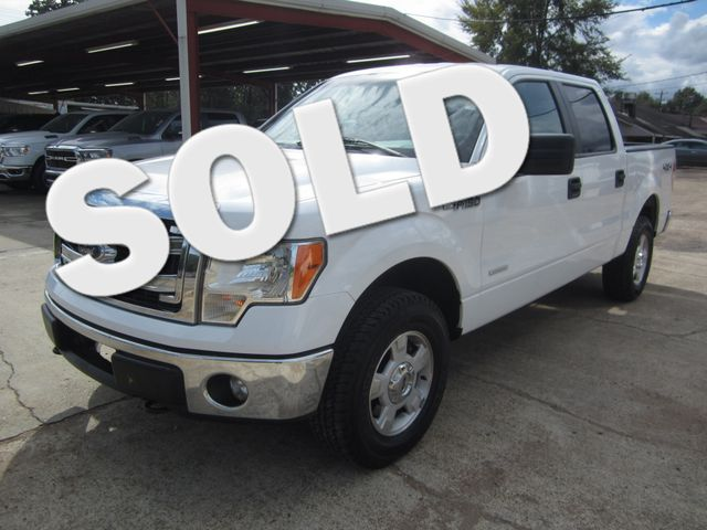 2013 Ford F-150 XLT Crew Cab 4x4 Houston, Mississippi