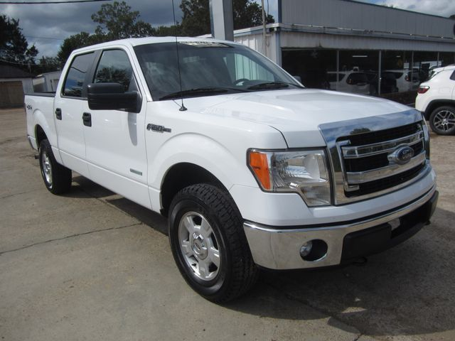 2013 Ford F-150 XLT Crew Cab 4x4 Houston, Mississippi 1