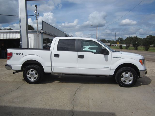 2013 Ford F-150 XLT Crew Cab 4x4 Houston, Mississippi 3