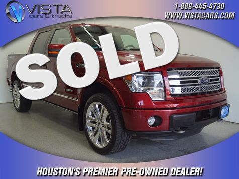 2013 Ford F-150 Limited in Houston, Texas