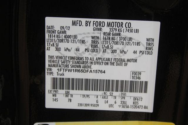 2013 Ford F-150 SVT Raptor Houston, Texas 57