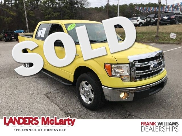2013 Ford F-150 XLT | Huntsville, Alabama | Landers Mclarty DCJ & Subaru in  Alabama