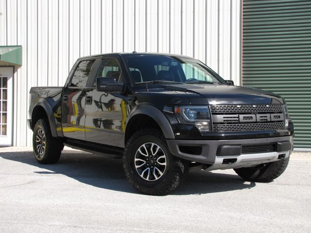 2013 Ford F-150 SVT Raptor Roush Supercharged in Jacksonville , FL 32246
