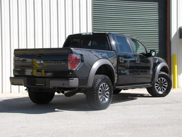 2013 Ford F-150 SVT Raptor Roush Supercharged in Jacksonville FL, 32246