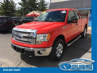 2013 Ford F-150 XLT 4WD in Lapeer, MI 48446