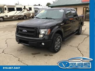 2013 Ford F-150 FX4 in Lapeer, MI 48446