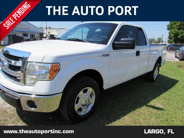 2013 Ford F-150 XLT in Largo, Florida 33773
