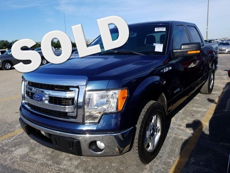 2013 Ford F-150 XLT   Lewisville, Texas   Castle Hills Motors in Lewisville Texas