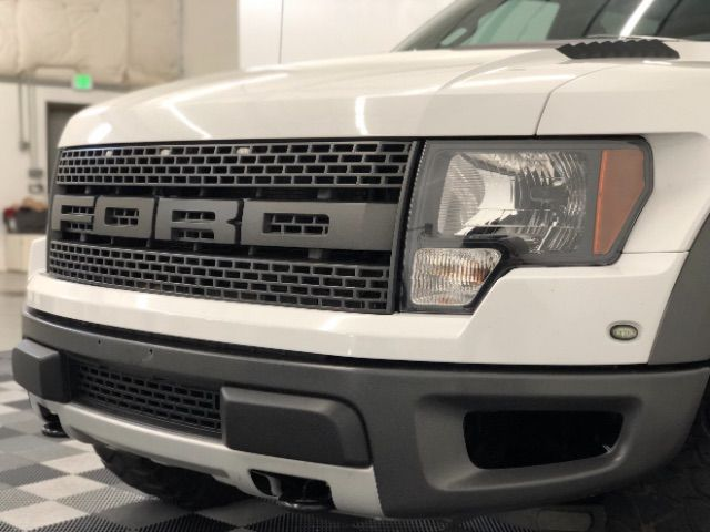 2013 Ford F-150 SVT Raptor LINDON, UT 9