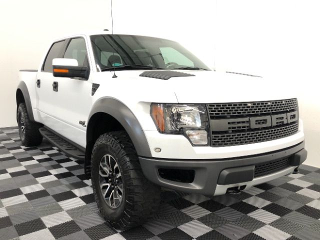 2013 Ford F-150 SVT Raptor LINDON, UT 7