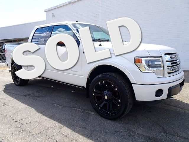 2013 Ford F-150 Limited Madison, NC