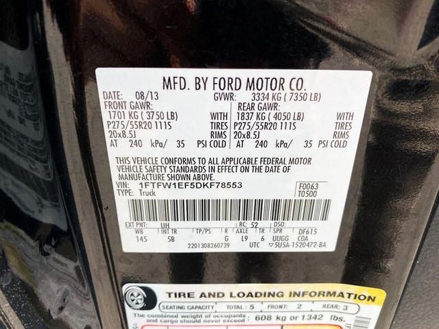 2013 Ford F-150 FX4 Madison, NC 45