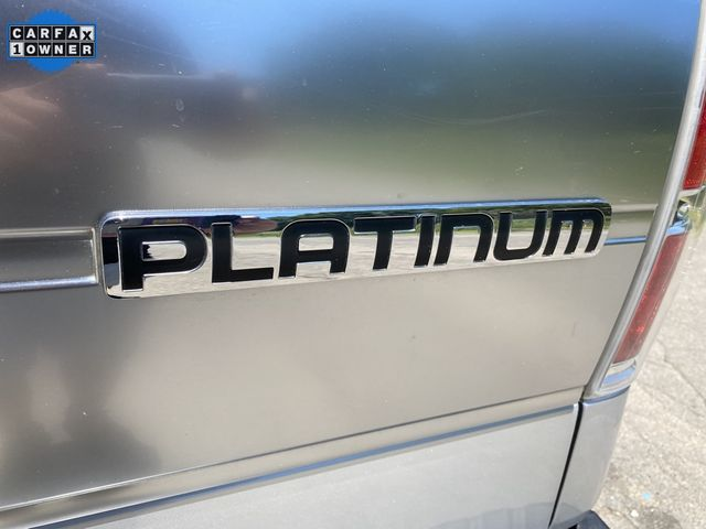 2013 Ford F-150 Platinum Madison, NC 25