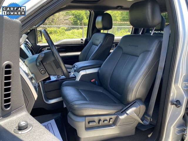 2013 Ford F-150 Platinum Madison, NC 32