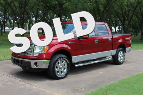 2013 Ford F-150 XLT Crew Cab 4WD in Marion, Arkansas