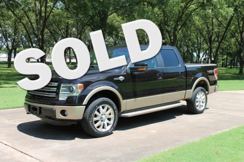 2013 Ford F-150 King Ranch Crew Cab 4WD in Marion, Arkansas