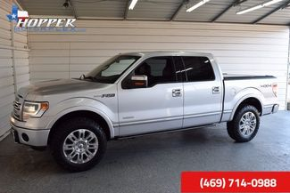 2013 Ford F-150 Platinum  in McKinney Texas, 75070