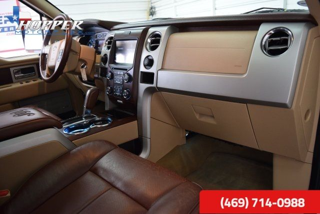 2013 Ford F-150 King Ranch LIFTED HLL in McKinney, Texas 75070