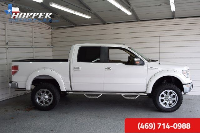 2013 Ford F-150 King Ranch LIFTED HLL in McKinney Texas, 75070