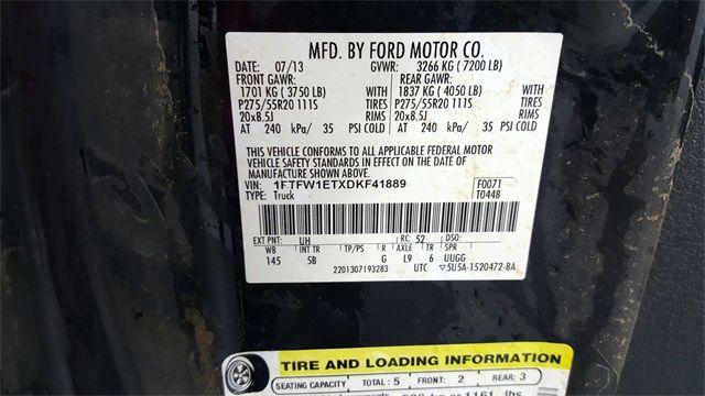2013 Ford F-150 FX4 in McKinney Texas, 75070