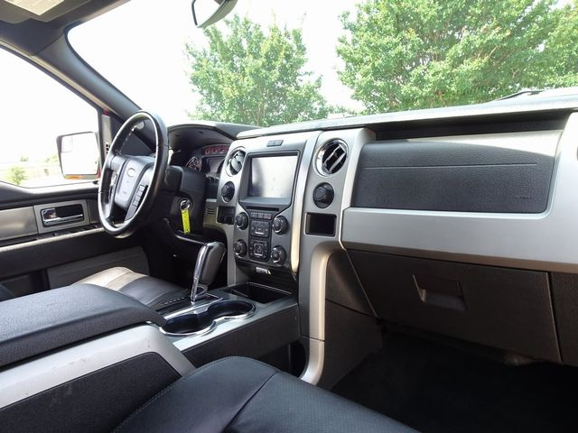 2013 Ford F-150 FX4 LIFT CUSTOM WHEELS AND TIRES in McKinney, Texas 75070