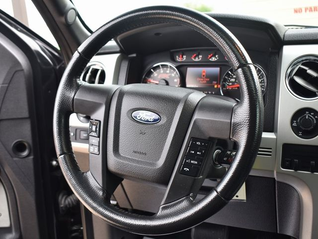2013 Ford F-150 FX4 LIFT/CUSTOM WHEELS AND TIRES in McKinney, Texas 75070