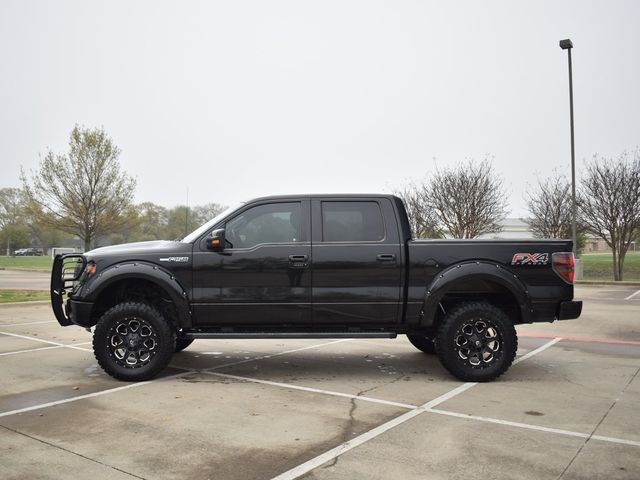2013 Ford F-150 FX4 LIFT/CUSTOM WHEELS AND TIRES