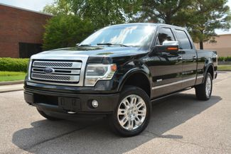 2013 Ford F-150 Platinum in Memphis Tennessee, 38128