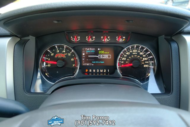 2013 Ford F-150 FX4 SUNROOF NAVIGATION in Memphis, Tennessee 38115