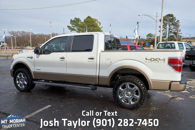2013 Ford F-150 King Ranch in Memphis, Tennessee 38115