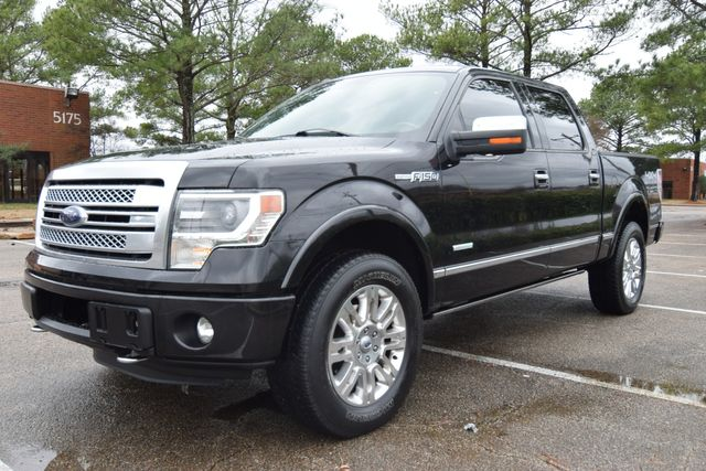 2013 Ford F-150 Platinum in Memphis, Tennessee 38128