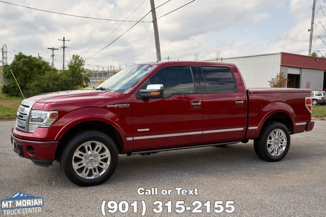 2013 Ford F-150 Platinum in Memphis, Tennessee 38115