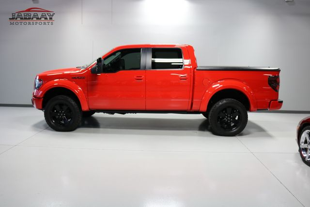 2013 Ford F-150 FX4 Merrillville, Indiana 37