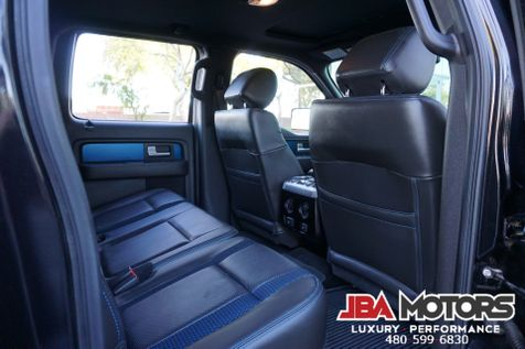 2013 Ford F-150 SVT Raptor F150 Crew Cab 4x4 4WD ~ LIFTED MUST SEE   MESA, AZ   JBA MOTORS in MESA, AZ
