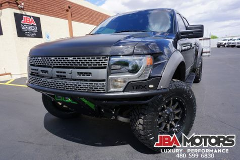 2013 Ford F-150 Raptor SVT F150 Crew Cab 4x4 4WD 801a Luxury Pkg ~ LIFTED | MESA, AZ | JBA MOTORS in MESA, AZ