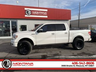 2013 Ford F-150 Platinum in Missoula, MT 59801