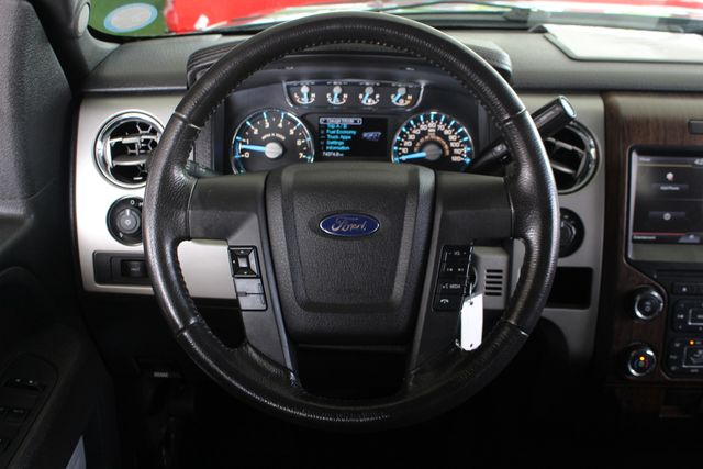2013 Ford F-150 Lariat SuperCrew 4x4 - HEATED LEATHER! Mooresville , NC 4