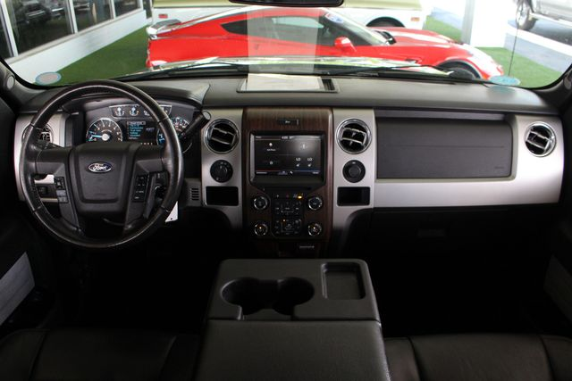 2013 Ford F-150 Lariat SuperCrew 4x4 - HEATED LEATHER! Mooresville , NC 27